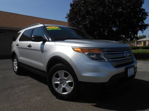 2011 Ford Explorer for sale at McKenna Motors in Union Gap WA