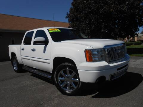 2011 GMC Sierra 1500 for sale at McKenna Motors in Union Gap WA