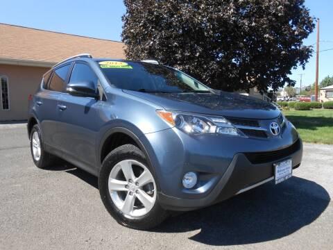 2013 Toyota RAV4 for sale at McKenna Motors in Union Gap WA