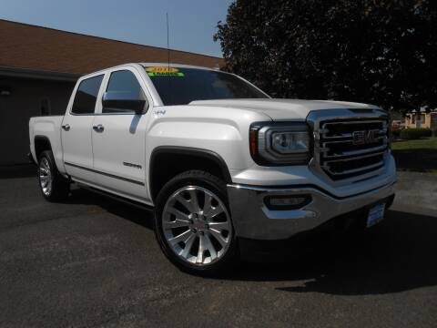 2016 GMC Sierra 1500 for sale at McKenna Motors in Union Gap WA