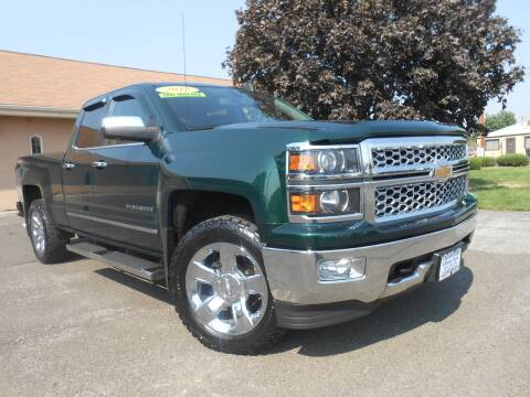 2015 Chevrolet Silverado 1500 for sale at McKenna Motors in Union Gap WA