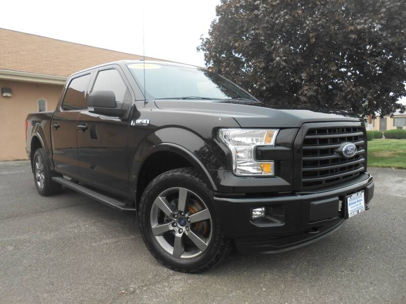 2015 Ford F-150 for sale at McKenna Motors in Union Gap WA