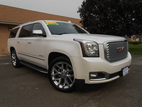2016 GMC Yukon XL for sale at McKenna Motors in Union Gap WA