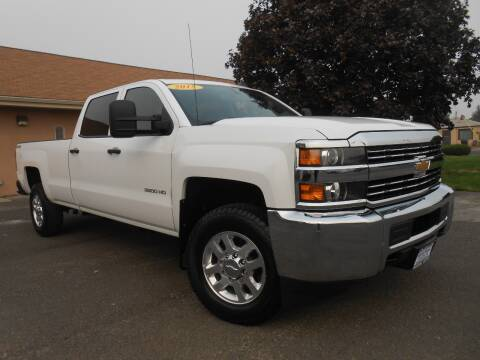 2015 Chevrolet Silverado 3500HD for sale at McKenna Motors in Union Gap WA