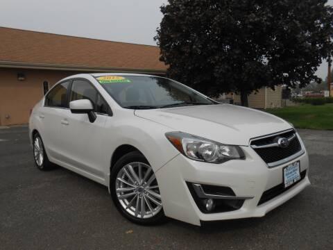 2015 Subaru Impreza for sale at McKenna Motors in Union Gap WA