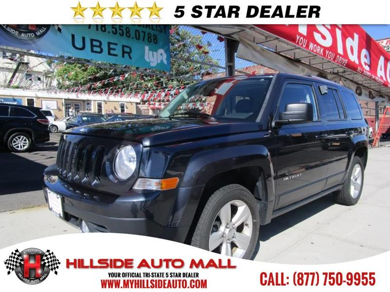 2014 jeep patriot 4x4 limited 4dr suv in jamaica ny hillside 2014 jeep patriot 4x4 limited 4dr suv jamaica ny sciox Gallery