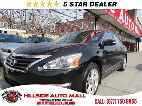 Used nissan altima for sale in jamaica ny for Hillside motors jamaica ny