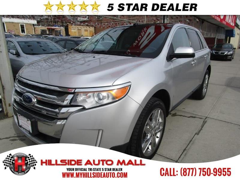 Ford Edge Awd Limited Dr Crossover Jamaica Ny