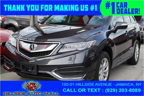 2016 Acura RDX for sale in Jamaica, NY