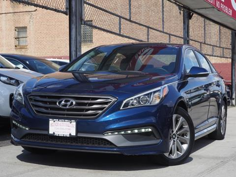2016 Hyundai Sonata for sale in Jamaica, NY