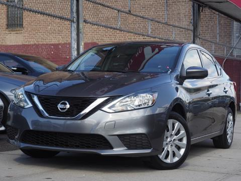 2016 Nissan Sentra for sale in Jamaica, NY