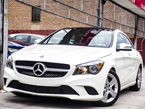 2016 Mercedes-Benz CLA for sale in Jamaica, NY
