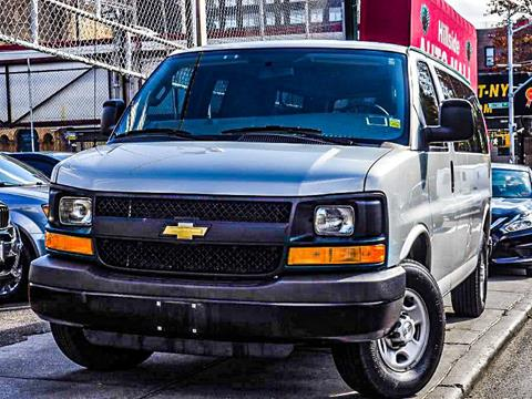 2016 Chevrolet Express Passenger for sale in Jamaica, NY