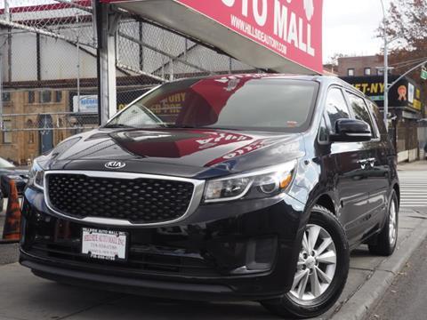 2016 Kia Sedona for sale in Jamaica, NY