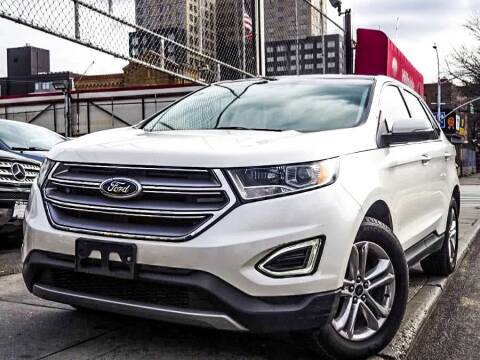 2016 Ford Edge for sale at HILLSIDE AUTO MALL INC in Jamaica NY