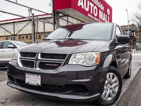 2016 Dodge Grand Caravan for sale at HILLSIDE AUTO MALL INC in Jamaica NY