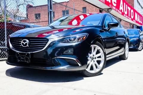 2017 Mazda MAZDA6 for sale at HILLSIDE AUTO MALL INC in Jamaica NY