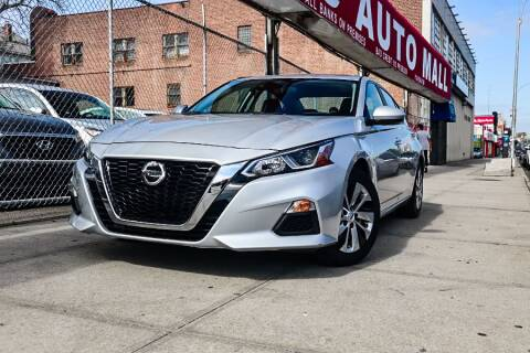 2020 Nissan Altima 2.5 S for sale at HILLSIDE AUTO MALL INC in Jamaica NY