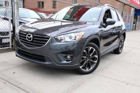 2016 Mazda CX-5 for sale at HILLSIDE AUTO MALL INC in Jamaica NY