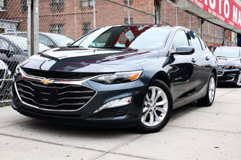 2020 Chevrolet Malibu for sale at HILLSIDE AUTO MALL INC in Jamaica NY
