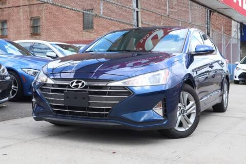 2020 Hyundai Elantra for sale at HILLSIDE AUTO MALL INC in Jamaica NY