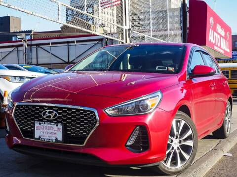 2018 Hyundai Elantra GT for sale at HILLSIDE AUTO MALL INC in Jamaica NY