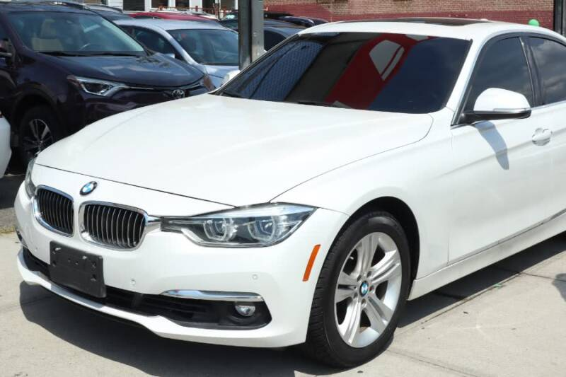 2016 BMW 3 Series for sale at HILLSIDE AUTO MALL INC in Jamaica NY