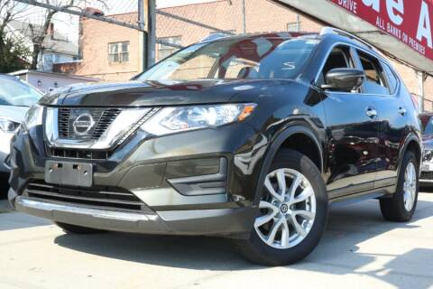2017 Nissan Rogue for sale at HILLSIDE AUTO MALL INC in Jamaica NY