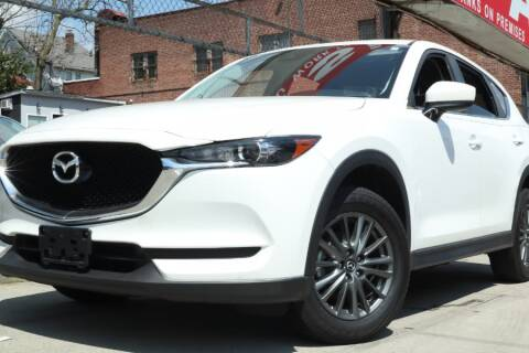 2017 Mazda CX-5 for sale at HILLSIDE AUTO MALL INC in Jamaica NY
