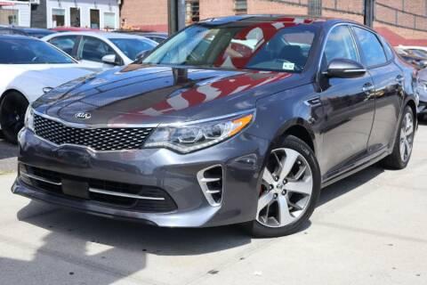 2017 Kia Optima for sale at HILLSIDE AUTO MALL INC in Jamaica NY
