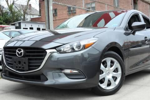 2018 Mazda MAZDA3 for sale at HILLSIDE AUTO MALL INC in Jamaica NY