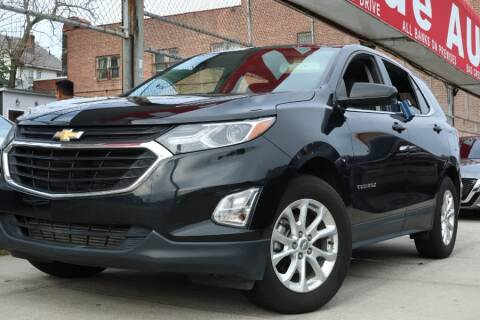 2018 Chevrolet Equinox for sale at HILLSIDE AUTO MALL INC in Jamaica NY
