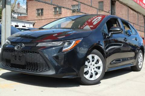 2020 Toyota Corolla for sale at HILLSIDE AUTO MALL INC in Jamaica NY