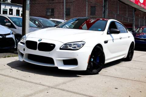 2016 BMW M6 for sale at HILLSIDE AUTO MALL INC in Jamaica NY