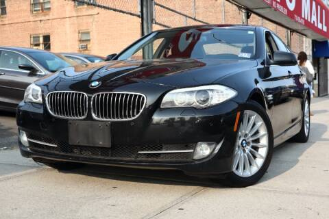 2012 BMW 5 Series for sale at HILLSIDE AUTO MALL INC in Jamaica NY