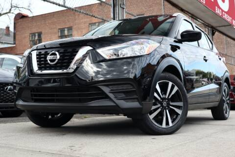 2019 Nissan Kicks for sale at HILLSIDE AUTO MALL INC in Jamaica NY