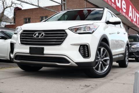 2017 Hyundai Santa Fe for sale at HILLSIDE AUTO MALL INC in Jamaica NY