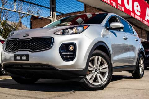 2019 Hyundai Tucson for sale at HILLSIDE AUTO MALL INC in Jamaica NY