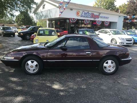 Buick reatta for sale carsforsale 1989 buick reatta for sale in flushing mi publicscrutiny Gallery