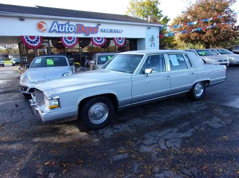 1990 Cadillac Brougham For Sale in Gulfport, MS - Carsforsale.com