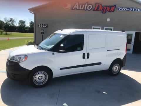 2016 RAM ProMaster City Cargo for sale at The Auto Depot in Mount Morris MI