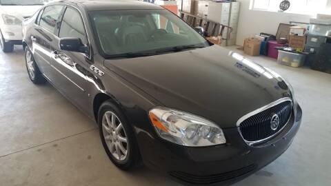 2008 Buick Lucerne for sale at The Auto Depot in Mount Morris MI
