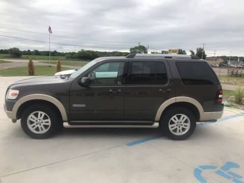 2007 Ford Explorer for sale at The Auto Depot in Mount Morris MI