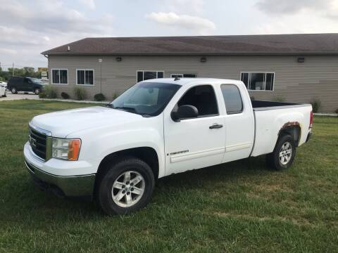 2009 GMC Sierra 1500 for sale at The Auto Depot in Mount Morris MI