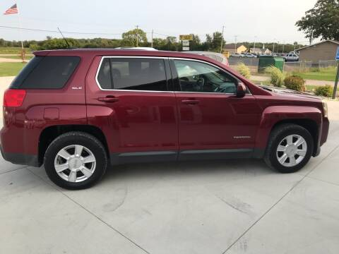 2011 GMC Terrain for sale at The Auto Depot in Mount Morris MI