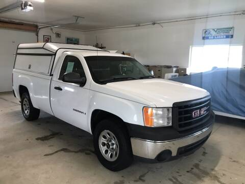 2008 GMC Sierra 1500 for sale at The Auto Depot in Mount Morris MI