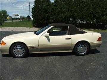1991 Mercedes-Benz 300-Class for sale in Traverse City, MI