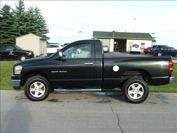 2007 Dodge Ram Pickup 1500 for sale in Traverse City, MI