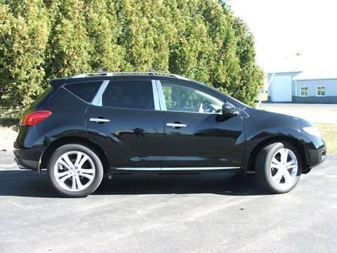 2009 Nissan Murano for sale in Traverse City, MI