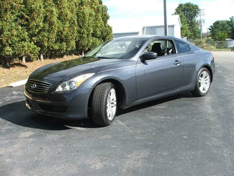 2010 Infiniti G37 Coupe for sale in Traverse City, MI